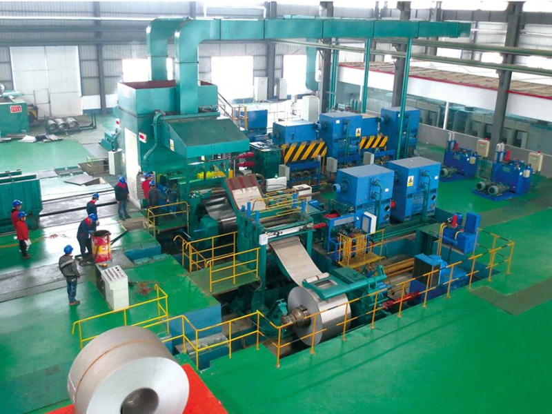 Cold Rolled Sheet Production Line