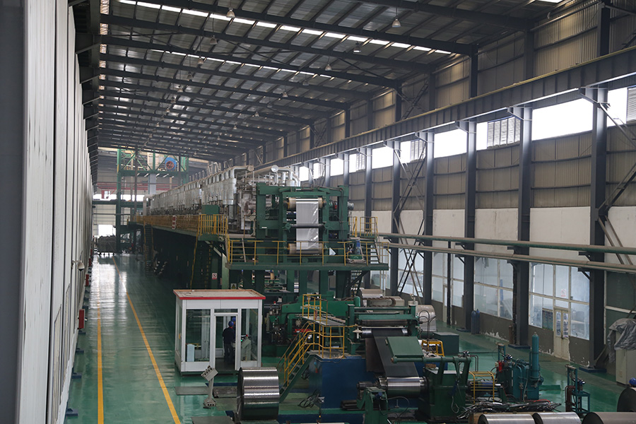 Galvanized Steel Production Line