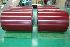 PPGI & PPGL Steel Coil