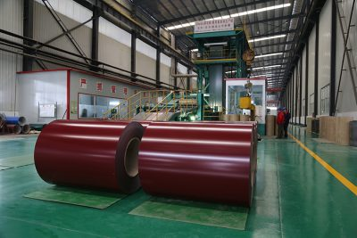 Color Coated Production Line