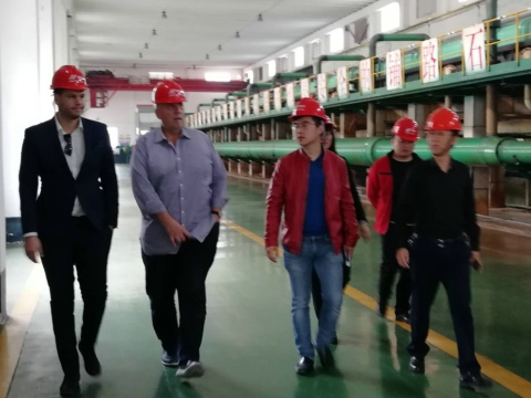 Australia Customer Visit Factory