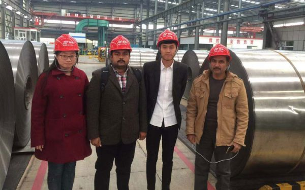 Pakistan Customer Visit